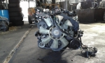 Двигатель MITSUBISHI PAJERO V44 4D56T