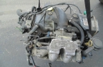 Двигатель Ford Escort 1.8 RKC