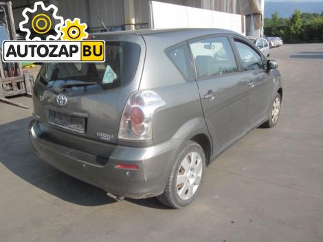 МКПП 5ст. Toyota Corolla Verso 2 1ZZ-FE