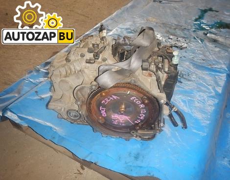 АКПП MITSUBISHI COLT Z27A 4G15 F1C1A1E3Z