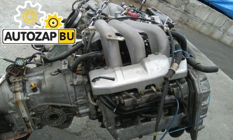 Двигатель SUBARU LANCASTER BHE EZ30D