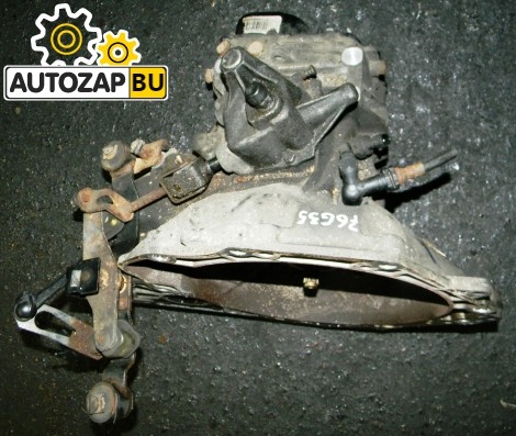 МКПП 5ст. на Opel Astra H F17