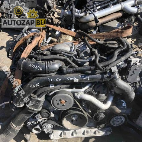 Двигатель Audi Q5 3.0 TSI CWG