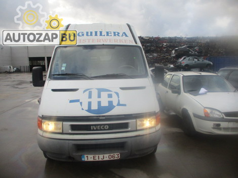 МКПП к Iveco Daily 2.8 D 6S300