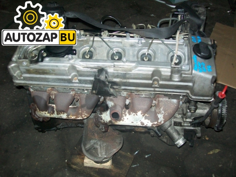 Двигатель MERCEDES W210 124 606.910