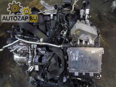 Двигатель Mercedes E-CLASS W207 2.0D 654.920