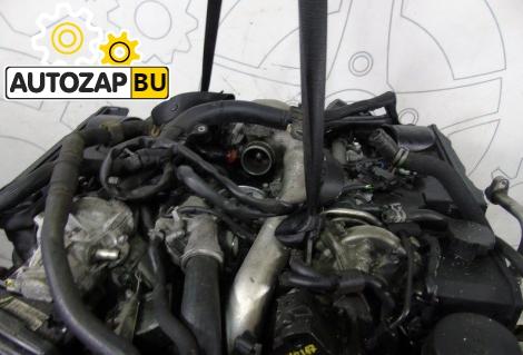 Двигатель_Mercedes ML W164 2005-2011 642.940