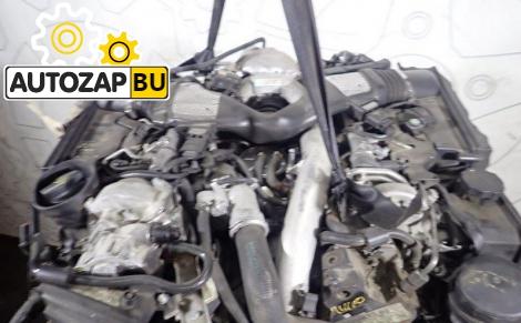 Двигатель Mercedes_ML W164 2005-2011 642.940