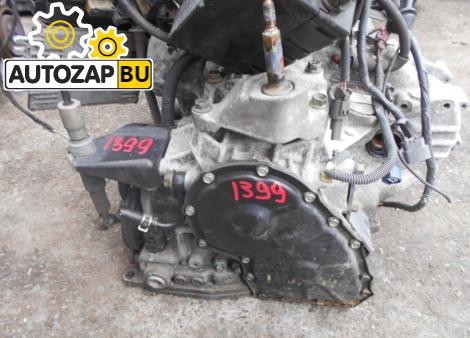 Автомат NISSAN CUBE Z11 CR14DE