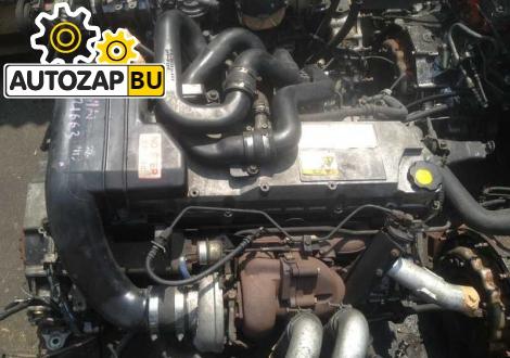 Двигатель ISUZU FORWARD 6HK1T