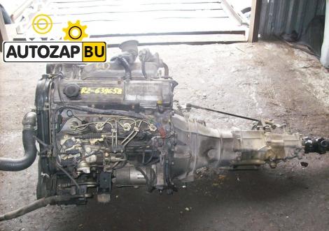Двигатель MAZDA BONGO R2