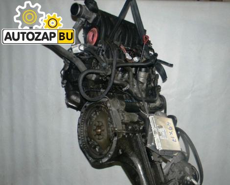 Двигатель MERCEDES BENZ A-CLASS W168 668.942