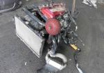 Двигатель NISSAN SILVIA PS13 SR20DET