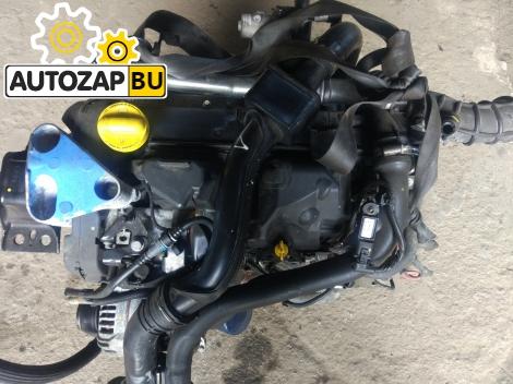 Двигатель Renault Duster K9K770