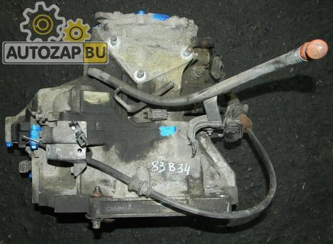 АКПП MAZDA 3 BK 1.6 Z6