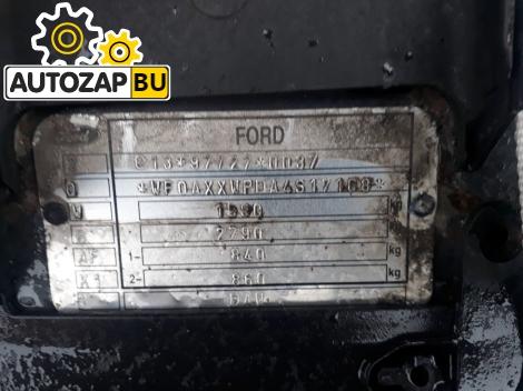 ДВИГАТЕЛЬ FORD Zetec Focus FYDA
