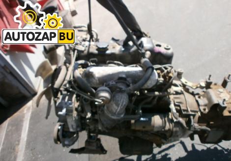Двигатель ISUZU ELF NKR69 4JG2