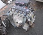 Двигатель HONDA CIVIC EU4 D17A