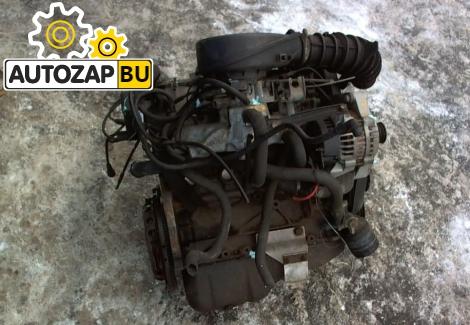 Двигатель Opel Vectra A 1988-1995 C16NZ