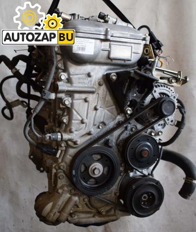 Двигатель Toyota Corolla E151 1ZRFE 1.6l