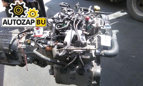 Двигатель SUBARU LEGACY BH5 EJ202