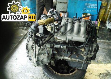 Двигатель  MAZDA EUNOS 500  FP
