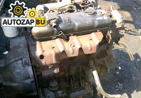 Двигатель на MAZDA TITAN SL
