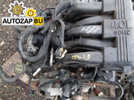 Двигатель Ford Explorer IV 2006-2010 4.0i