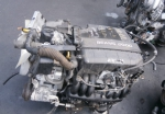 Двигатель TOYOTA MARKII GX110 1GFE BEAMS