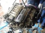 Двигатель MITSUBISHI F25A 6G73 DOHC