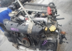 Двигатель SUBARU FORESTER SG5 EJ20T(205DXUBE)