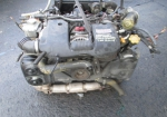 Двигатель SUBARU LEGACY BH5 EJ206