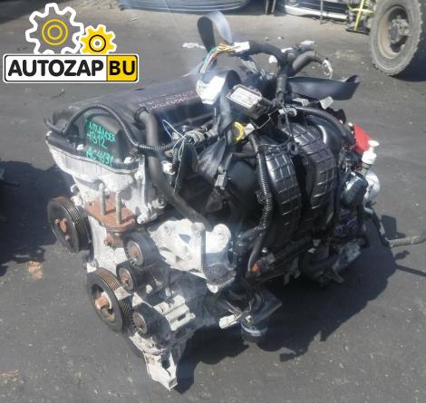 Двигатель на MITSUBISHI OUTLANDER 4B12