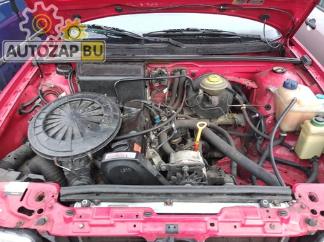 Двигатель Audi 80 B4 ABT 2.0