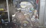 Двигатель на SUZUKI AERIO SEDAN RA21S M15A