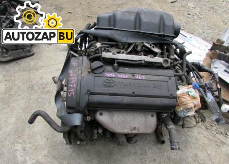 Двигатель TOYOTA LEVIN AE111 4A-GE