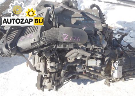 Двигатель  Хэндай  STAREX D4CB 145 л.с.