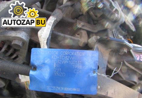 ДВС SUZUKI GRAND VITARA/ESCUDO TD32W RF-T
