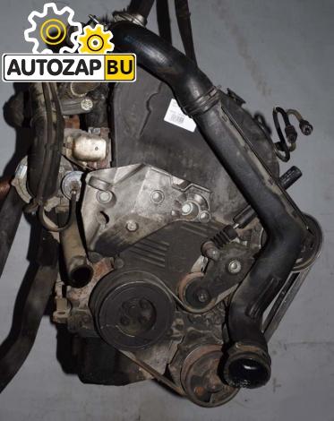 ДВС на Skoda Octavia mk1 A4 AGR