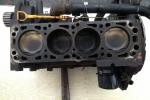 Блок цилиндров двигателя (картер) Daewoo Lacetti