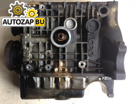 Блок цилиндров двигателя Volkswagen Golf-4 AKQ (аналог AHW, AXP, AKQ, APE, AUA, BCA, BBY, BKY)