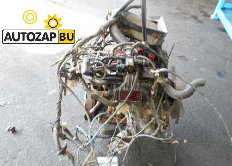 Двигатель на SUZUKI JIMNY JA11V F6A-T