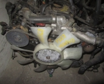 Двигатель NISSAN TERRANO D21 TD27T