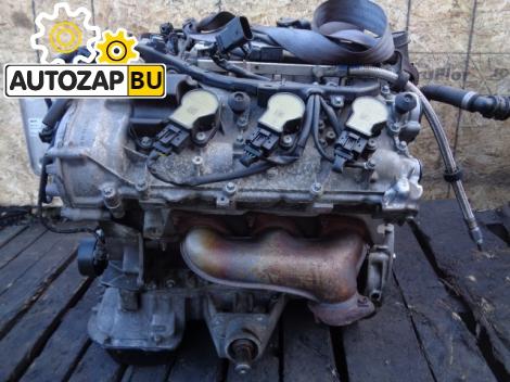 Двигатель Mercedes E (W211) 272.972