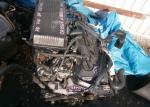 Двигатель NISSAN WINGROAD WFY10 GA15DE