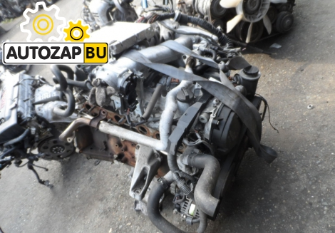 Двигатель на TOYOTA BREVIS JCG10 1JZ-FSE D4