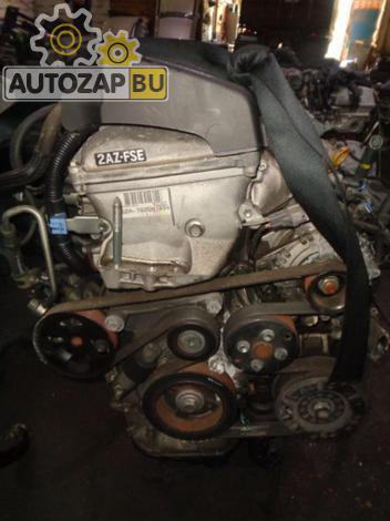 ДВС+АКПП TOYOTA Avensis AZT251 2AZ-FSE