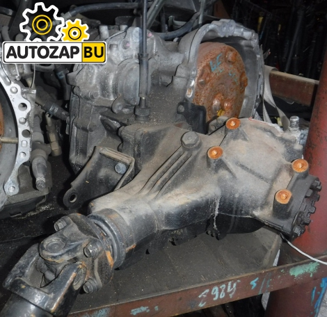 АКПП TOYOTA 4E-FE STARLET EP95 A244F05 4WD