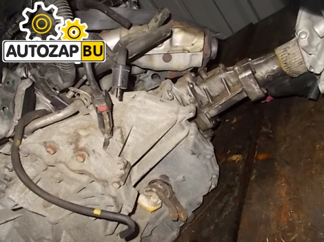 CVT 4WD MITSUBISHI OUTLANDER/PEUGEOT 4007/CITROEEN C-CROSSER CW5W 4B12 W1CJA