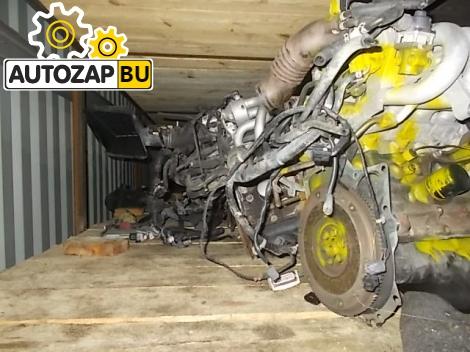 Двигатель MAZDA FAMILIA BJ5W ZL